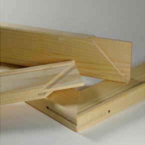 Spandex c mo fijar un lienzo a un bastidor de madera - Como enmarcar un lienzo ...