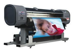 Mutoh Blizzard 90