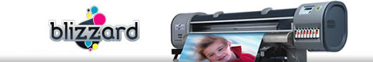 Mutoh Blizzard Series