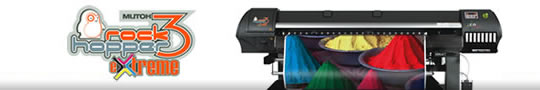 Mutoh Rockhopper 3 Extreme Series